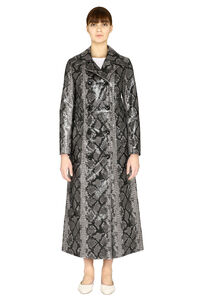 Sasha double-breasted long coat, Double Breasted Stand Studio woman