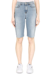 Summer denim shorts, Denim Shorts Pinko woman
