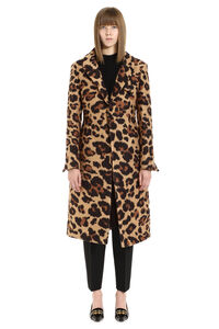 Wool-mohair blend coat, Knee Lenght Coats Bottega Veneta woman