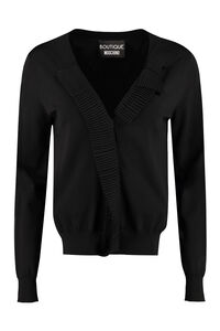 Knit cardigan, Cardigan Boutique Moschino woman