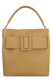 Devon Soft leather hobo-bag, Top handle BOYY woman