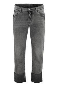 5-pocket slim-fit jeans, Slim jeans Dolce & Gabbana man