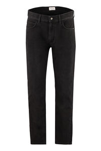 David slim fit jeans, Slim jeans Amish man