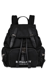 Logo neoprene backpack, Backpack Burberry woman