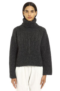Ribbed turtleneck sweater, Turtleneck sweaters Fabiana Filippi woman