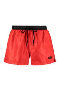 Nylon swim shorts, Swimwear GCDS man