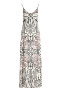 Paisley-print maxi slip dress, Printed dresses Etro woman