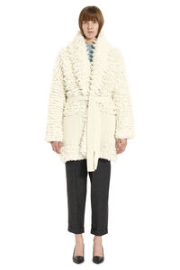 Wool cardigan, Cardigan Alanui woman