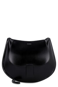 Leather shoulder bag, Shoulderbag Jil Sander woman