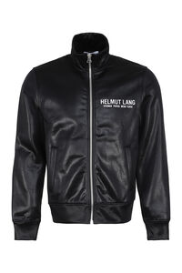 Full zip hoodie, Zip through Helmut Lang man