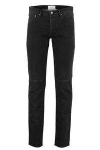 Destroyed skinny jeans, Skinny jeans Givenchy man