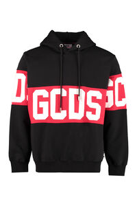 Cotton hoodie, Hoodies GCDS man