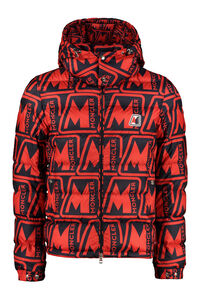 Frioland printed down jacket, Down jackets Moncler man