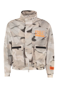 Nylon windbreaker-jacket, Raincoats And Windbreaker Heron Preston man