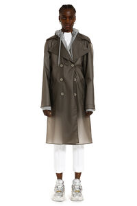 Trench coat with inner fleece layer, Trench Coats Maison Margiela woman