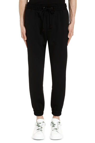 Jogging jersey trousers