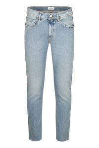 David 5-pocket jeans, Straight jeans Amish man