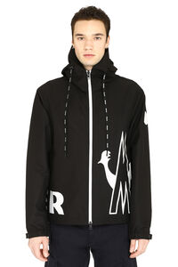 Mythos techno fabric jacket, Raincoats And Windbreaker Moncler man
