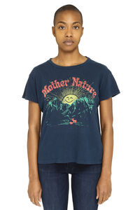 Mother Nature crew-neck t-shirt - Mother Superior, T-shirts Mother woman