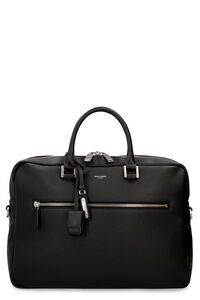 Leather briefcase, Briefcases Saint Laurent man