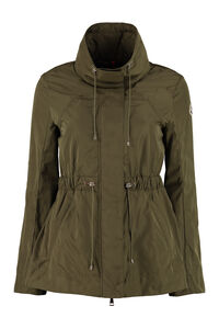Ocre techno fabric jacket, Raincoats And Windbreaker Moncler woman