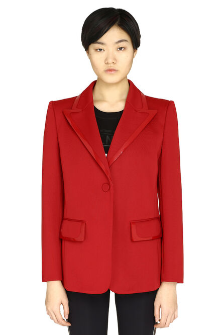 Blazer monopetto a un bottone, Blazer Fendi woman