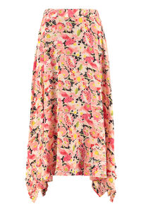 Ashlyn printed silk skirt, Printed skirts Stella McCartney woman