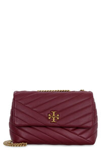 Kira quilted leather shoulder bag, Wallets Tory Burch woman