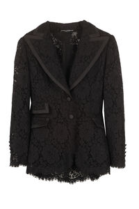 Single-breasted two-button blazer, Blazers Dolce & Gabbana woman