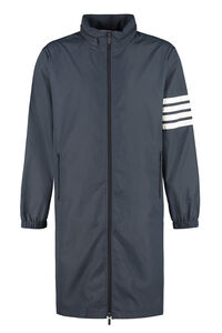 Extractable hood jacket, Raincoats And Windbreaker Thom Browne man