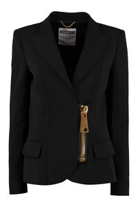 Double breasted blazer, Blazers Moschino woman