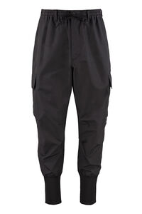 Techno fabric track pants, Track Pants Adidas Y-3 man