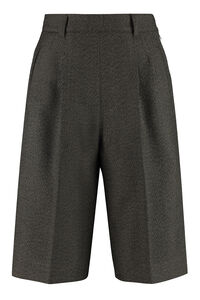 Wool bermuda-shorts, Shorts Maison Margiela woman