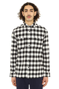 Checked flannel shirt, Checked Shirts Woolrich man