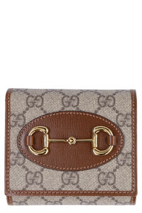 Gucci 1955 Horsebit card holder, Wallets Gucci woman