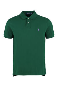 Cotton-piqué polo shirt, Short sleeve polo shirts Polo Ralph Lauren man