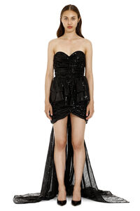 Sequined dress, Gowns & Evening dresses The Attico woman