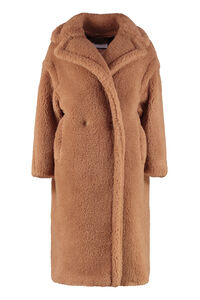 Teddy Bear Icon oversize coat, Faux Fur and Shearling Max Mara woman
