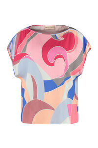 Printed top, Blouses Emilio Pucci woman