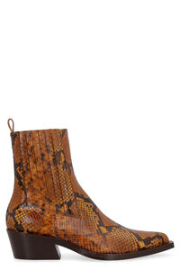 Western-style boots, Ankle Boots Hazy woman