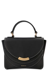 Luna Arch leather mini-bag, Top handle Wandler woman