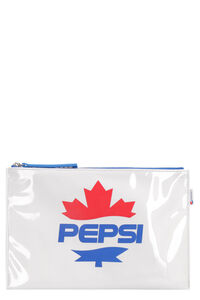 Dsquared2 X Pepsi PVC flat pouch, Pouches Dsquared2 woman