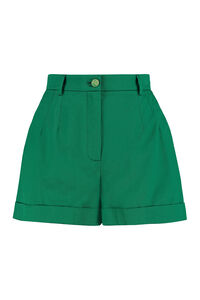 Stretch cotton shorts, Shorts Dolce & Gabbana woman