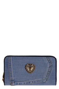 Devotion zip-around wallet, Wallets Dolce & Gabbana woman