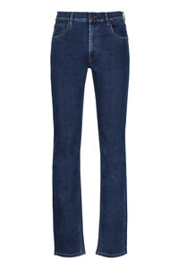 5-pocket jeans, Slim jeans Prada man