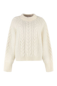 Gloria wool blend sweater, Crew neck sweaters Cecilie Bahnsen woman
