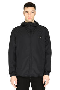 Nylon windbreaker-jacket, Raincoats And Windbreaker Dolce & Gabbana man