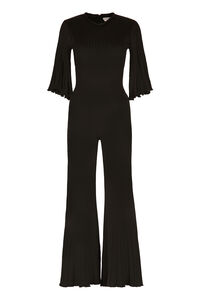 Viscose jumpsuit, Full Length jumpsuits Bottega Veneta woman