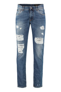Stretch slim fit jeans, Slim jeans Dolce & Gabbana man