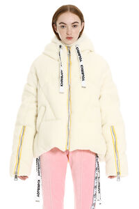 Khris faux fur down jacket, Down Jackets Khrisjoy woman